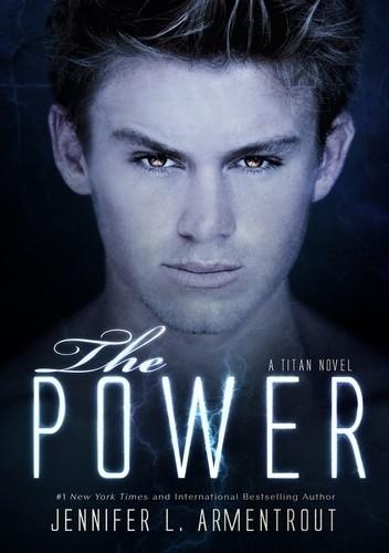 Okładka książki The Power