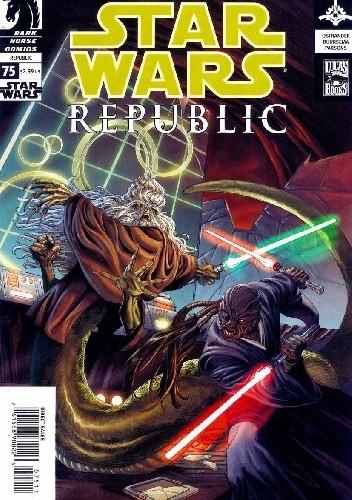 Okładka książki Star Wars: Republic #75