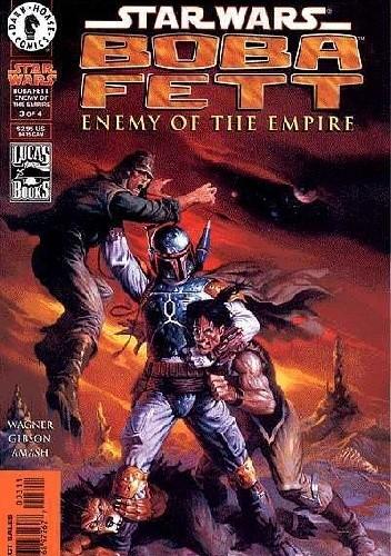 Okładka książki Boba Fett - Enemy of the Empire #3