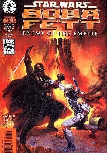 Okładka książki Boba Fett - Enemy of the Empire #4