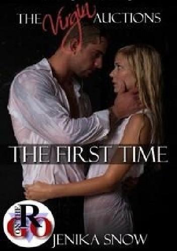 Okładka książki The First Time