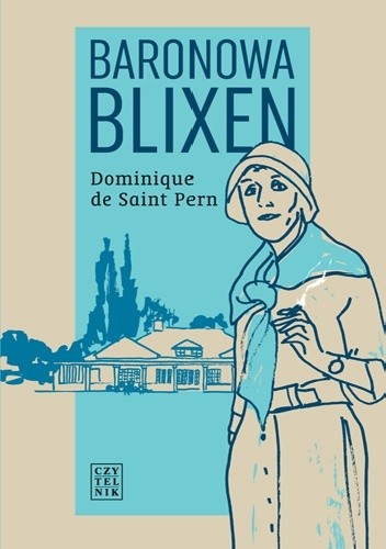 Okładka książki Baronowa Blixen