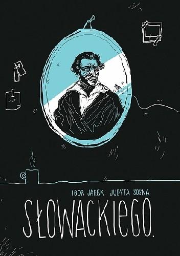 Okładka książki Słowackiego.