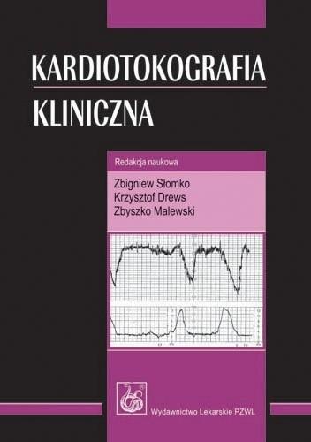 Okładka książki Kardiotokografia kliniczna