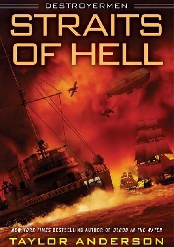 Okładka książki Destroyermen: Straits of Hell