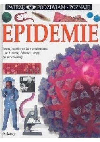 Okładka książki Epidemie