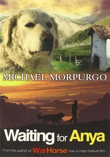 Okładka książki Waiting for Anya