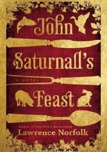 Okładka książki John Saturnall's Feast