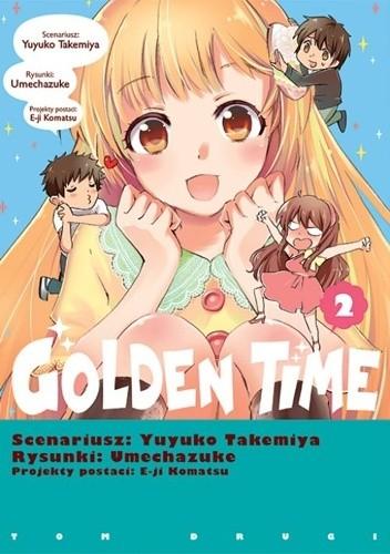 Okładka książki Golden Time 2