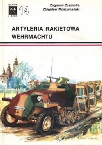 Okładka książki Artyleria rakietowa Wehrmachtu