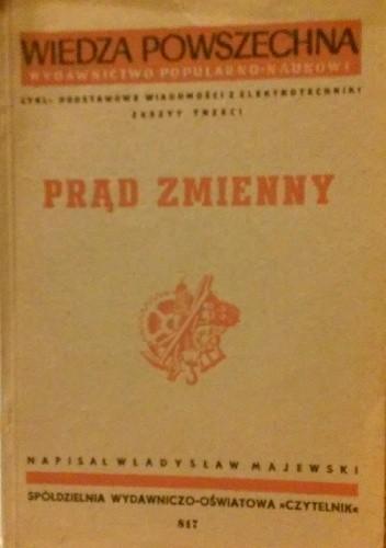 Okładka książki Prąd zmienny