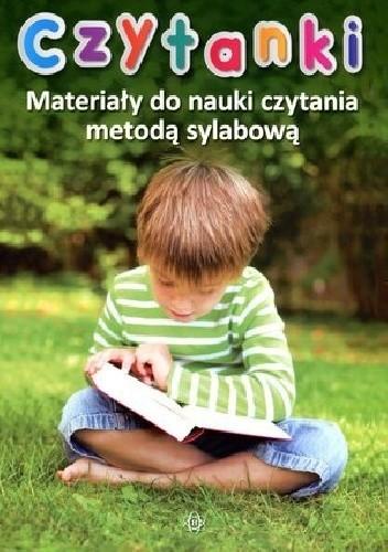 Okładka książki Czytanki. Materiały do nauki czytania metodą sylabową