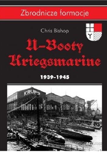 Okładka książki U-Booty Kriegsmarine 1939-1945