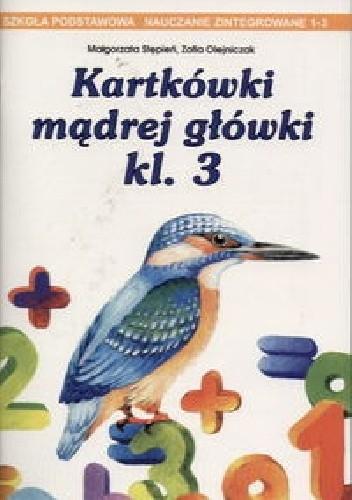 Okładka książki Kartkówki mądrej główki. Klasa 3
