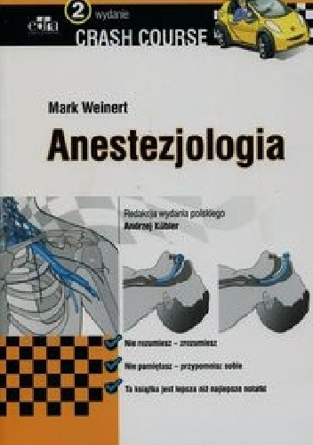 Okładka książki Anestezjologia. Wydanie 2