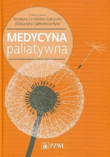 Okładka książki Medycyna paliatywna