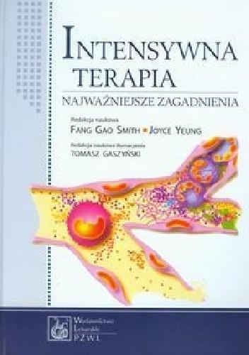 Okładka książki Intensywna terapia. Najważniejsze zagadnienia