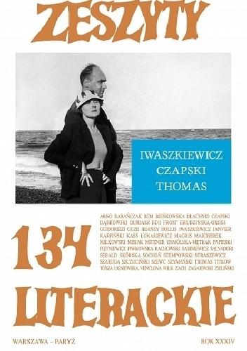 Okładka książki Zeszyty Literackie nr 134