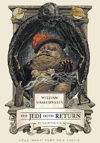 Okładka książki William Shakespeare's Star Wars: The Jedi Doth Return