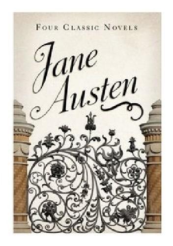Okładka książki Jane Austen: Four Classic Novels