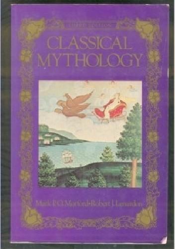 Okładka książki Classical mythology