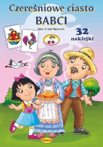 Okładka książki Czereśniowe ciasto babci