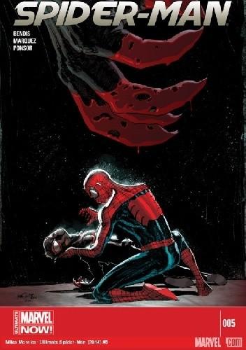 Okładka książki Miles Morales: Ultimate Spider-Man #5