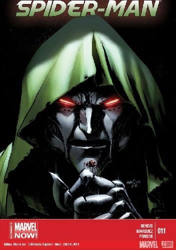 Okładka książki Miles Morales: Ultimate Spider-Man #11
