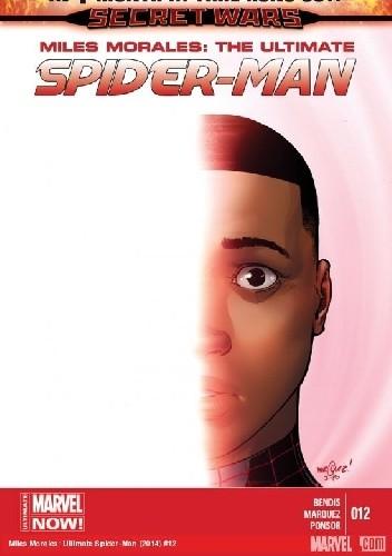 Okładka książki Miles Morales: Ultimate Spider-Man #12
