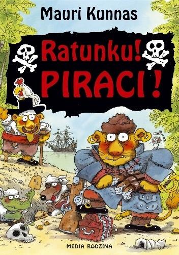 Okładka książki Ratunku! Piraci!