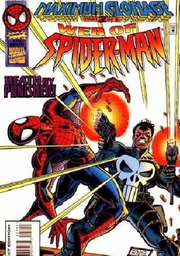 Okładka książki Web of Spider-Man #127 - Maxiumum Clonage Part 2: The Last Temptation of Peter Parker