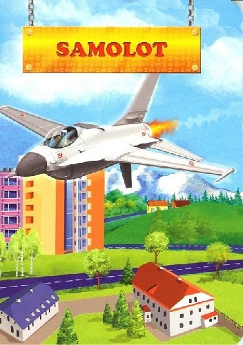 Okładka książki Samolot