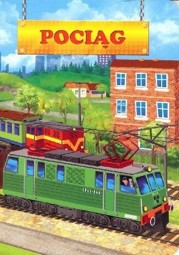 Okładka książki Pociąg
