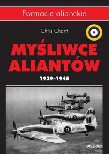 Okładka książki Myśliwce aliantów 1939-1945