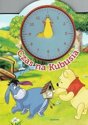 Okładka książki Czas na Kubusia