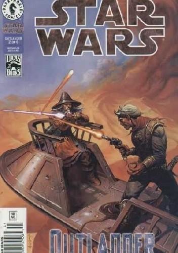 Okładka książki Star Wars: Republic #8