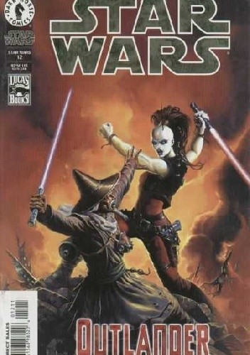 Okładka książki Star Wars: Republic #12