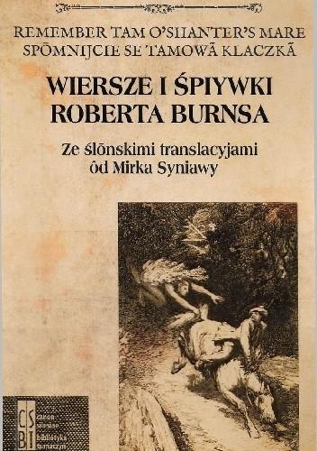 Okładka książki Wiersze i śpiywki  Roberta Burnsa