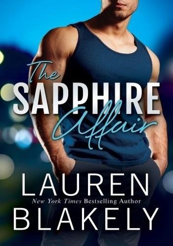 Okładka książki The Sapphire Affair