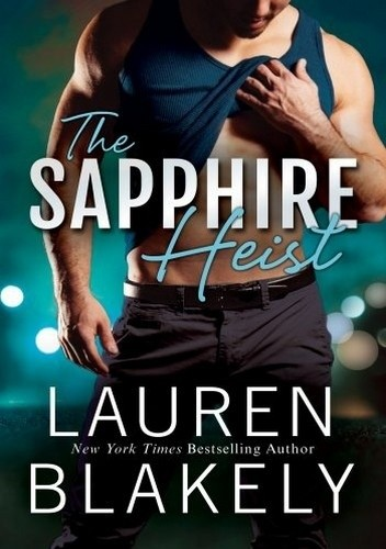 Okładka książki The Sapphire Heist