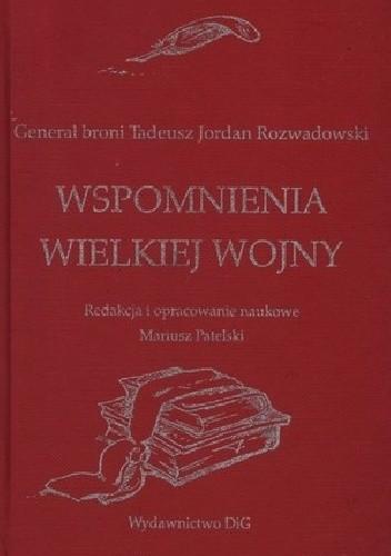 Okładka książki Wspomnienia wielkiej wojny