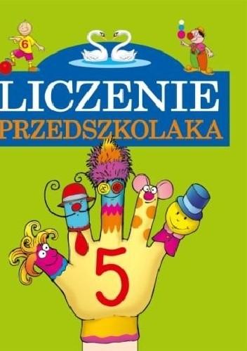 Okładka książki Liczenie przedszkolaka