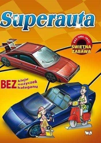 Okładka książki Superauta