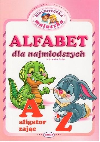 Okładka książki Alfabet dla najmłodszych