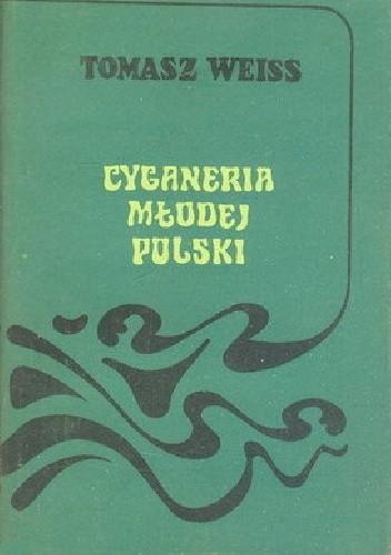 Okładka książki Cyganeria Młodej Polski