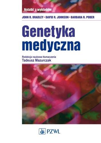 Okładka książki Genetyka medyczna. Notatki z wykładów