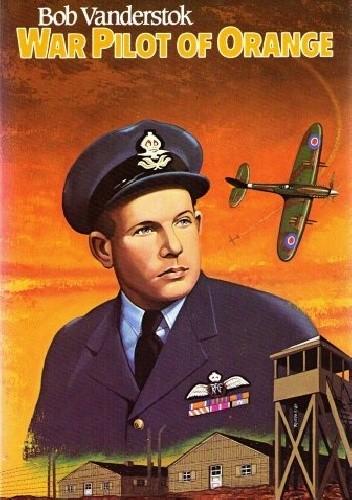 Okładka książki War pilot of Orange