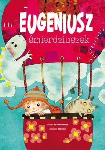 Okładka książki Eugeniusz śmierdziuszek