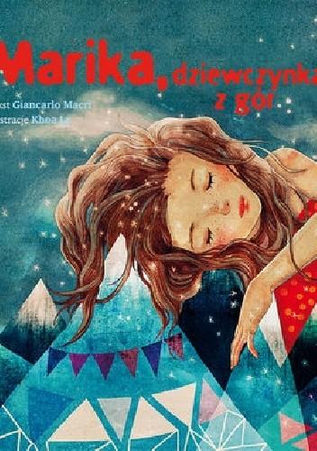 Okładka książki Marika, dziewczynka z gór