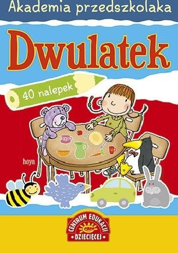 Okładka książki Dwulatek. Akademia przedszkolaka